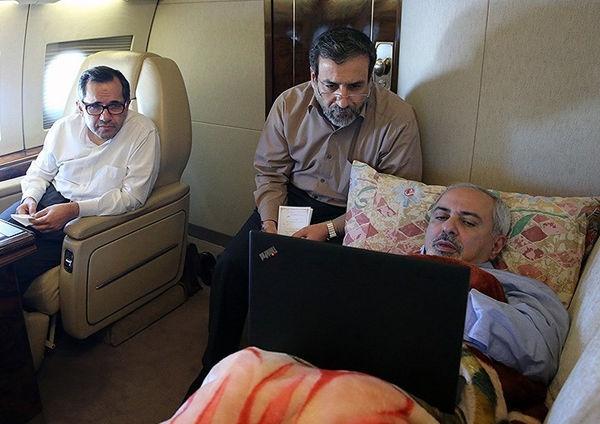 واکنش عجیب وزارت خارجه به تحریم ایران وشرکت های معامله کننده با ایران: شرکت های تسلیحانی آمریکایی را تحریم میکنیم!/ آقای ظریف خودتان را خسته نکنید فشار ایمیلی را ادامه دهید!