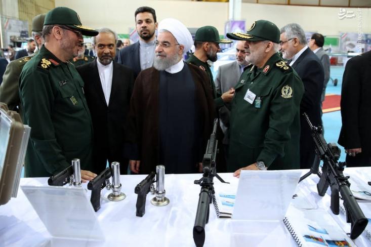 رئیس جمهور مدعی است نه ساخت موشک را شهیدحسن تهرانی مقدم انجام داده است و نه فعالیت های هسته ای را دانشمندان شهیدهسته ای انجام داده اند بلکه تمام این فعالیت ها کار دولت بوده است.