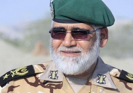 امیر سرتیپ پوردستان با صدور پیامی شهادت محسن حججی در سوریه را تسلیت گفت.