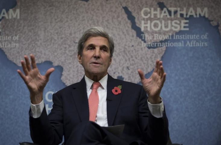 وزیر امور خارجه دولت اوباما مدعی شد برجام واقعا مانع از دستیابی ایران به تسلیحات هستهای می شود، باید به فواید آن توجه داشت و کوشید ایران را درباره مسائل دیگر مهم منطقه ای سر میز مذاکرات آورد.