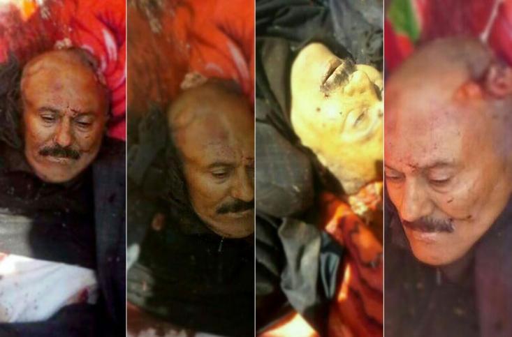 علی عبدالله صالح در روزهای اخیر پروژه ی آمریکایی تفرقه افکنی بین یمنی ها را کلید زده بود و خواهان تظاهرات مردم یمن علیه انصارالله و گشایش صفحهای جدید در روابط با کشورهای همسایه و دشمنان و مهاجمان به مردم یمن شدهو همین باعث درگیری های پراکنده در یمن گشته بود. خبرهایی ضد و نقیضی از منفجر شدن منزل دیکتاتور سابق یمن به گوش می رسید که با انتشار فیلم لحظه انفجار منزل علی عبدالله صالح در عفاش صنعا این خبر تایید شد.