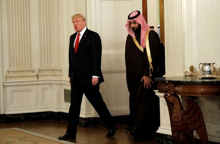 دفتر پادشاهی عربستان با صدور بیانیهای تصمیم آمریکا برای اعلام قدس به عنوان پایتخت رژیم صهیونیستی را محکوم کرد.