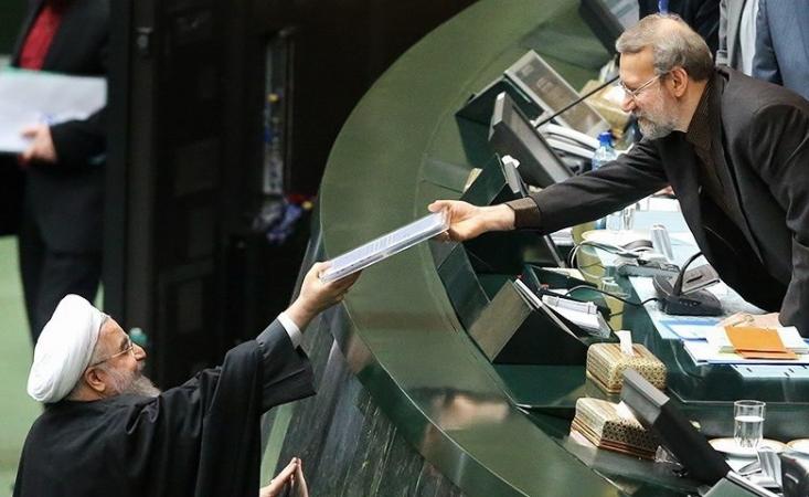 رئیس جمهور لایحه بودجه سال 1397 کل کشور را روز یکشنبه آینده، تقدیم مجلس شورای اسلامی خواهد کرد.