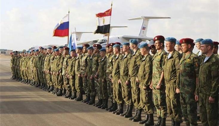 یکی از مقامات ارشد نیروی هوایی روسیه اعلام کرد، رزمایش مشترک هوایی ضدتروریستی قاهره و مسکو قرار است امسال به میزبانی مصر برگزار شود.