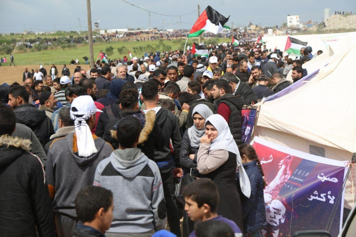 کمپین انتخاب بزرگترین دشمن حقوق بشر در یمن و نوار غزه برگزار شد.هزاران شهروند یمنی و فلسطینی از طریق صندوق های رای از بین سه گزینه دونالد ترامپ، نیکی هیلی و بنیامین نتانیاهو به انتخاب بزرگترین دشمن حقوق بشر در سال 2018 پرداختند.