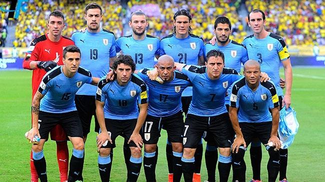 لوئیز سوآرز با تمام تکنیک، قدرت بدنی و و حاشیه سازی بالایش، اصلی ترین سلاح در خط حمله و بزرگترین امید اروگوئه برای کسب هرگونه موفقیت در جام جهانی خواهد بود. بهترین گلزن تاریخ این کشور، خود را برای سومین و احتمالا آخرین جام جهانی دوران حرفه ایش آماده می کند و باید تمام توان خود را برای کسب افتخار به کار گیرد.