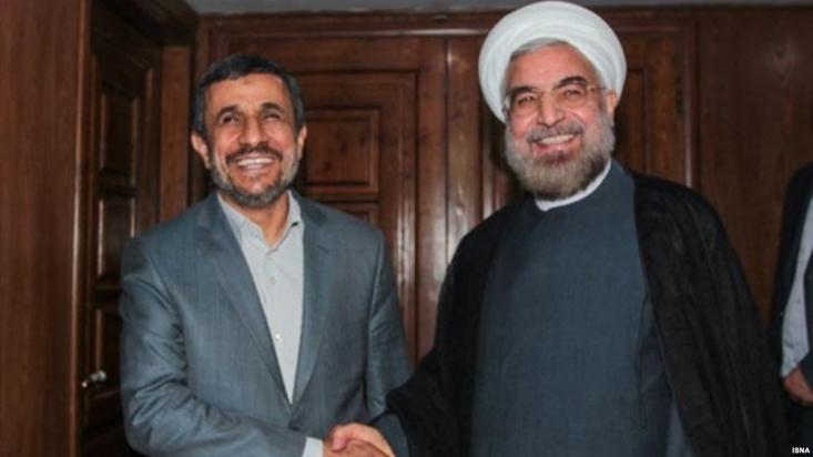 شاید بشود این صحبتها را از هرشخصی پذیرفت و قبول کرد که دولت روحانی امروز شکست خورده است و قادر به کنترل اوضاع اقتصادی کشور نیست و به قول محمود احمدی نژاد برنامهای هم برای برون رفت از مشکلات ندارد. اما پذیرش این انتقادها خصوصا در مورد نداشتن برنامه از احمدی نژاد پذیرفتنی نیست.