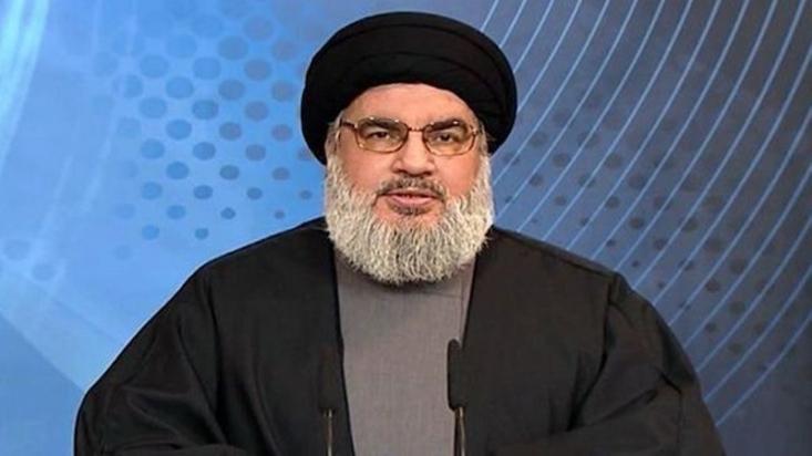 دبیرکل حزب الله لبنان گفت: سخن ترامپ درباره سیطره ایران بر خاورمیانه در مدت 12 دقیقه نشانه عظمت ایران است، ایران که از 40 سال قبل در تحریم است در نظر ترامپ با عظمت است اما کشورهایی که بازارشان به روی آمریکا باز است را ضعیف می داند.