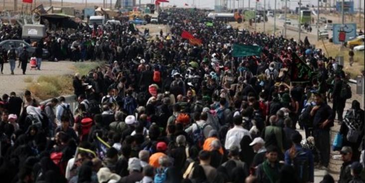 جانشین ستاد اربعین ری مسیرهای راهپیمایی جاماندگان اربعین در پایتخت را اعلام کرد.