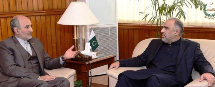 رئیس مجلس ملی پاکستان تاکید کرد که توسعه روابط نزدیک و دوستانه کشورش با جمهوری اسلامی ایران برای گسترش صلح، امنیت و رفاه منطقه اجتناب ناپذیر است.
