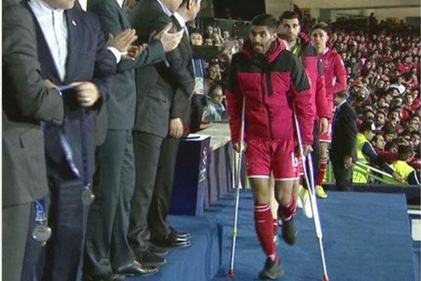 باشگاه پرسپولیس قصد دارد محمد انصاری مدافع مصدوم خود را از لیست این تیم کنار بگذارد.