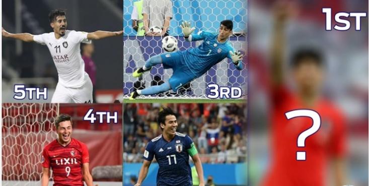 دروازه بان تیم ملی کشورمان از سوی سایت فاکس اسپورت در رده سوم برترین بازیکنان سال آسیا قرار گرفت.