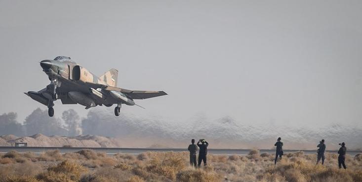 مرحله اصلی هشتمین رزمایش اقتدار هوایی فدائیان حریم ولایت، با رمز مقدس یا حسین(ع) در منطقه عمومی اصفهان آغاز شد.