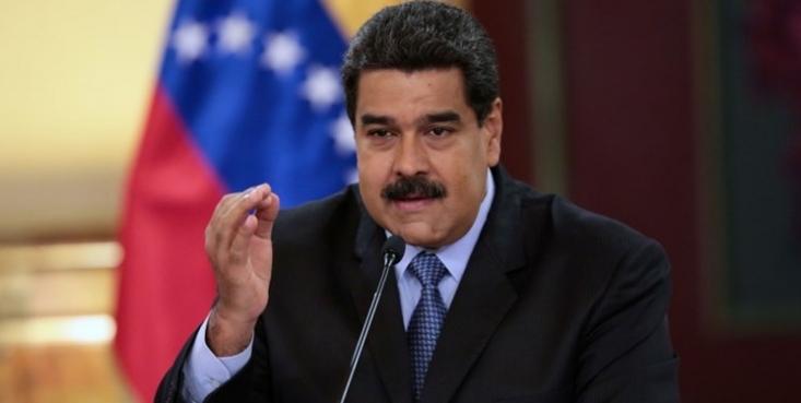 «نیکلاس مادورو»، رئیسجمهور ونزوئلا اعلام کرد او روابط آمریکا را قطع کرده و به دیپلماتهای آمریکایی ۷۲ ساعت فرصت داده خاک این کشور را ترک کنند. او گفت آمریکا در ونزوئلا کودتا به راه انداخته است.