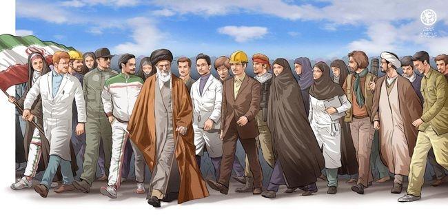 بیانیهی «گام دوم انقلاب» تجدید مطلعی است خطاب به ملت ایران و بهویژه جوانان که بهمثابه منشوری برای «دومین مرحلهی خودسازی، جامعهپردازی و تمدنسازی» خواهد بود و «فصل جدید زندگی جمهوری اسلامی» را رقم خواهد زد.