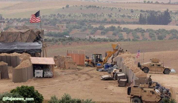 کاخ سفید به خوبی می داند یکی از نقاطی که برایش باقی مانده مرزهای مشترک عراق و سوریه است و تلاش می کند با راهبردهای مختلف ابتکار عمل را در این محور در دست گیرد تا ارتباط زمینی تهران - مدیترانه قطع شود.