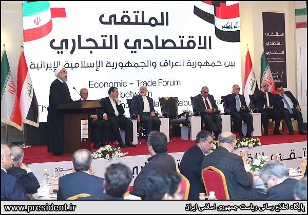 نگاهی به صحبت های همه عراقی ها در گفت و گو با مقامات دولتی نشان میدهد که پشتوانه روابط خوب عراق با ایران به حضور فرزندان ایران در تامین امنیت این کشور بر میگردد.