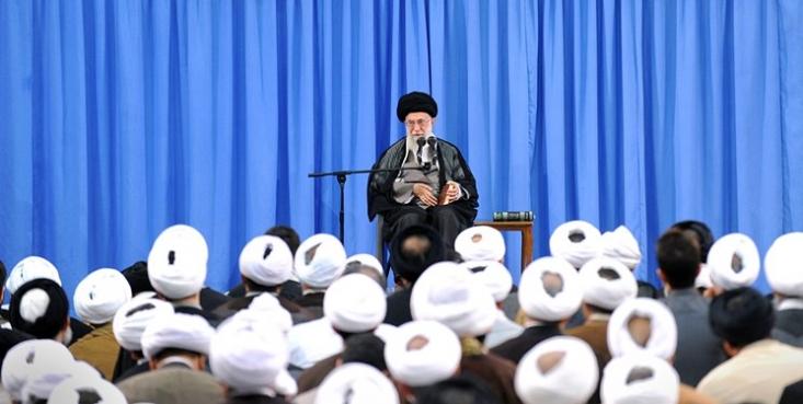 بیانات رهبر معظم انقلاب اسلامی در ابتدای درس خارج فقه درباره وظیفهی ثروتمندان در پایگاه اطلاعرسانی KHAMENEI.IR منتشر شد.