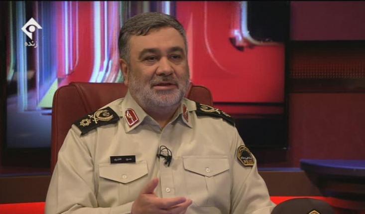سردار اشتری فرمانده نیروی انتظامی از برخی صحبتها درباره سیل در رسانه انتقاد کرد.