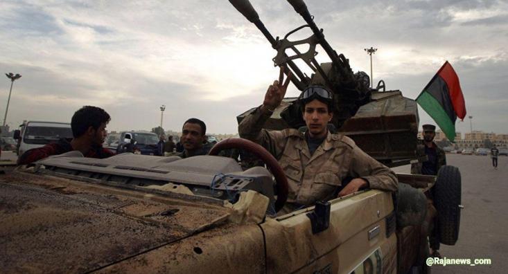 رژیم های امارات، مصر و عربستان از حامیان و پشتیبان های اصلی ژنرال حفتر به شمار می آیند اما در مقابل دولت های ترکیه و قطر از دولت وفاق ملی حمایت می کنند که فقط 15 درصد از خاک لیبی ( بخش هایی از مناطق شمالی و غربی) را در کنترل دارد.