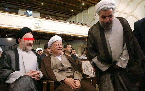 این صحبت های رئیس دولتی است که با حمایت مرحوم هاشمی رفسنجانی، محمد خاتمی، محمدرضا عارف و ... به قدرت رسید.