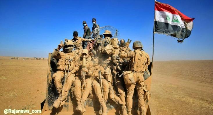 نفت خیز بودن بخشهایی از حومه رشته کوههای حمرین و عبور لولههای انتقال نفت از این مسیر، اهمیت پاکسازی کامل این محور مهم و راهبردی را برای نیروهای عراقی چند برابرکرده است.