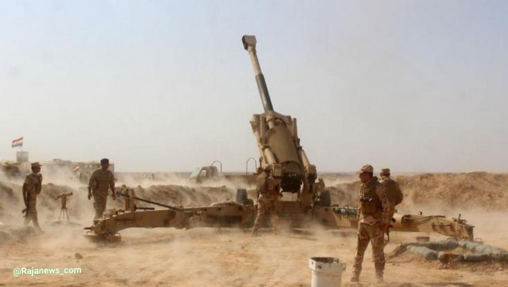 آمریکایی ها در طرح ناامن کردن مرزهای مشترک استان الانبار عراق با مرزهای مشترک سوریه تنها نیستند و صهیونیست ها و رژیم های مرتجع منطقه از جمله عربستان و امارات هم آنان را همراهی می کنند.