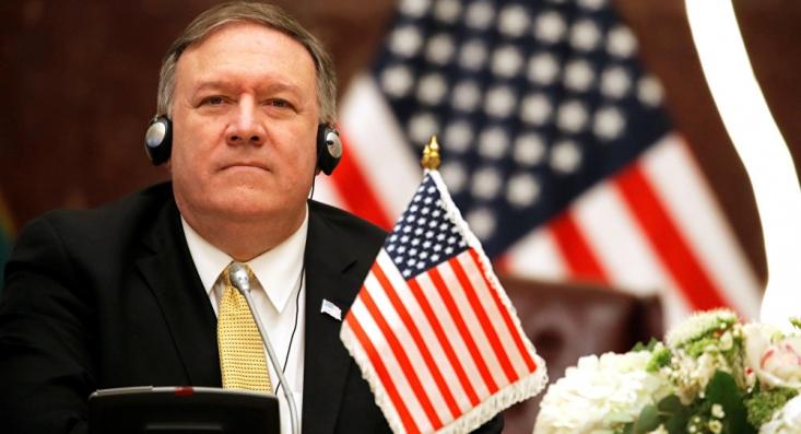 یک روز پس از اینکه پمپئو در اظهارنظری گفته بود حاضر به مذاکره بدون پیششرط با ایران هستیم، امروز وزیر امور خارجه آمریکا در یک مداخلهجویی دیگر در امور داخلی کشورمان، خواستار تصویب فوری و بدون شرط لوایح FATF از سوی ایران شد!