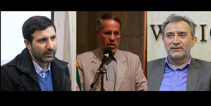 محمد دهقان، محمدحسن صادقی مقدم و هادی طحان نظیف با رای نمایندگان مجلس به عضویت شورای نگهبان درآمدند.
