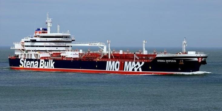 آخرین سیگنال مکانیابی که کشتی انگلیسی آستنا ایپرو مخابره کرده، مربوط به ساعت 12.06 دقیقه ظهر به وقت امارات و در نزدیکی بندر فجیره بوده است و این در حالی است که نفتکش مذکور حدود ساعت 8 شب توقیف شد.