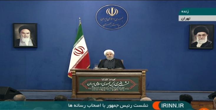 در نشست خبری دیروز از آقای روحانی درباره بر باد رفتن 18 میلیارد ارز 4200 تومانی و مسئولیت این خسارت پرسیده شد که رئیس جمهور در پاسخ گفت 18 میلیارد دلار بر باد نرفته و به مردم داده شده است!