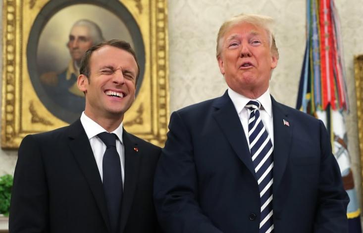 فرانسه یکی از اعضای بدهکار در برجام است که با فریبکاری، ژست میانجی و منجی به خود میگیرد. در حالی که مقامات فرانسوی در مسئله ایران صراحتا به همصدایی و همدستی با آمریکا اذعان کردهاند.