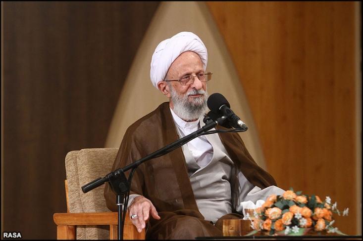 آیت الله مصباح یزدی به مناسبت مراسم بزرگداشت ایام الله نهم دیماه که در مسجد اما صادق(ع) تهران برگزار شد پیامی تصویری منتشر کردند.