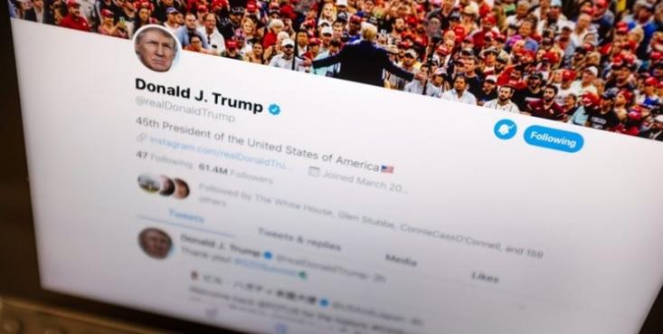 ترامپ رکورد شخصی توئیتر را با 68 میلیون دنبالکننده در سال 2019 شکست. رئیسجمهور آمریکا این رکورد را با توئیتهای تمسخرآمیز و پاسخهای تحریکآمیز به مساله استیضاحش بدست آورده است.