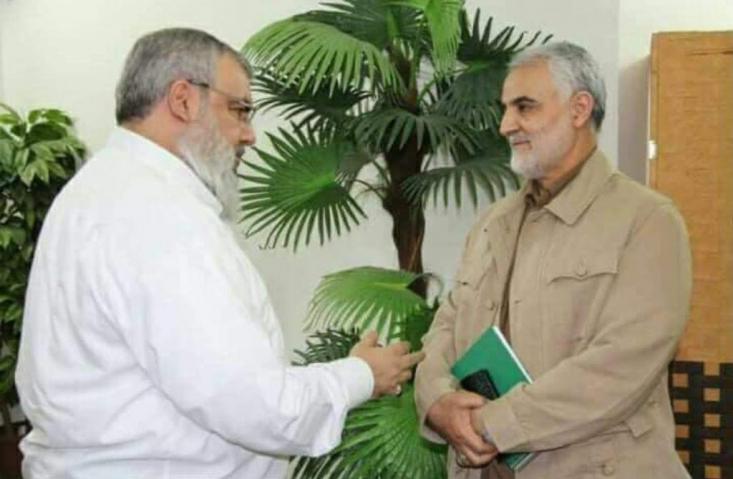 دبیر کل حزبالله لبنان، شهادت را هدف نهایی سردار سلیمانی توصیف کرد و گفت: «به این شهادت با عظمت و به این عاقبت، غبطه میخورم».
