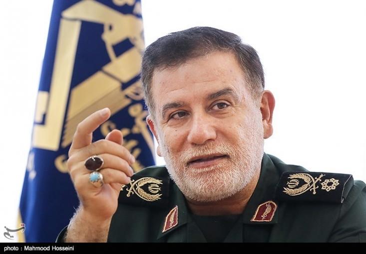 سردار عباس نیلفروشان گفت که موشکهای شلیک شده توسط سپاه دقیقاًبه اهداف مورد نظر اصابت کرده و دشمن قادر به انحراف یا انهدام هیچکدام از آنها نبوده است.