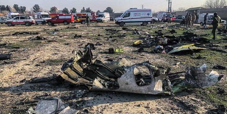 سخنگوی سازمان هواپیمایی کشوری گفت: یکی از جعبههای سیاه بوئینگ 737 اوکراینی در محل سایت سانحه پیدا شد.