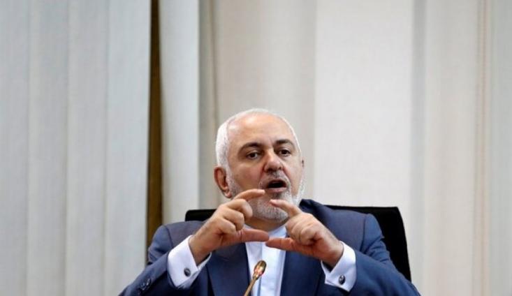 ظریف نوشت: «ایران منطبق با بند ۵۱ منشور ملل متحد، اقدامات متناسبی در دفاع از خود انجام داد و پایگاهی که از آن حمله بزدلانه علیه شهروندان و مقامهای ارشد ما انجام شده بود را هدف قرار داد.»