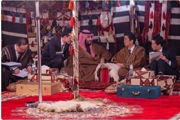 یک منبع دولتی در ژاپن از جزئیات دیدار نخست وزیر این کشور با ولیعهد عربستان در ریاض سخن گفت.