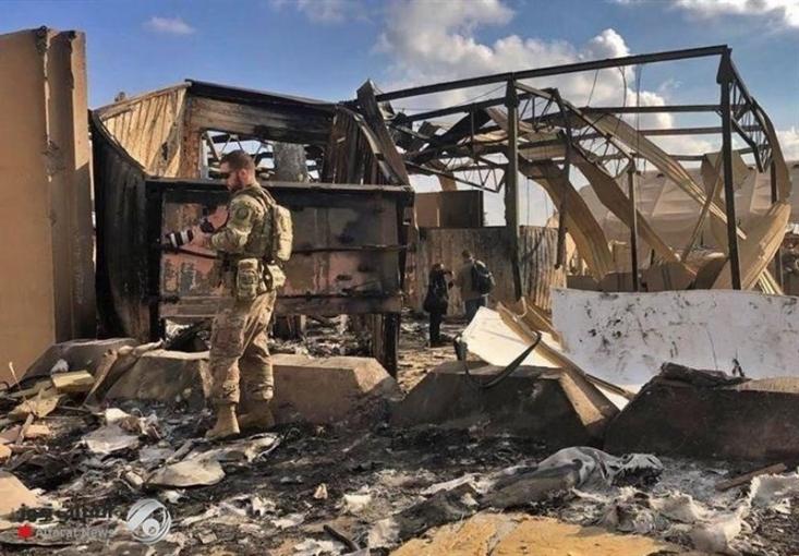 سیتیزنتروث در گزارشی ادعا کرد که به اطلاعاتی دست پیدا کرده که نشان میدهد بیش از صد نظامی آمریکایی در حمله موشکی ایران به پایگاه عینالاسد در عراق کشته شدهاند.
