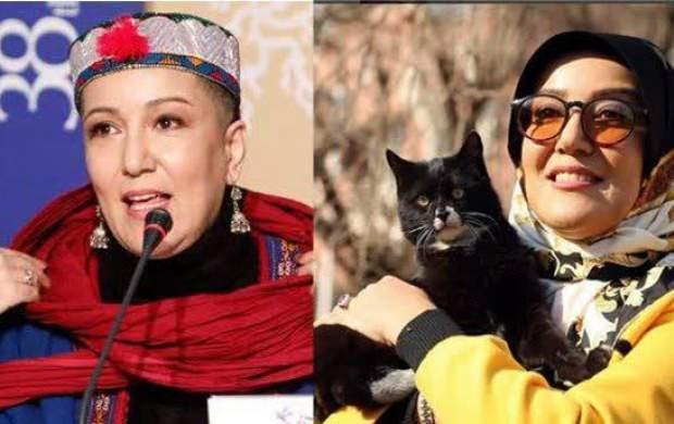 برداشتن روسری خود از سر و کشف حجاب او در بین اهالی رسانه در نشست خبری جشنواره فجر نشان می دهد که این خانم بازیگر یک هنجار شکن و قانون شکن واقعی است.