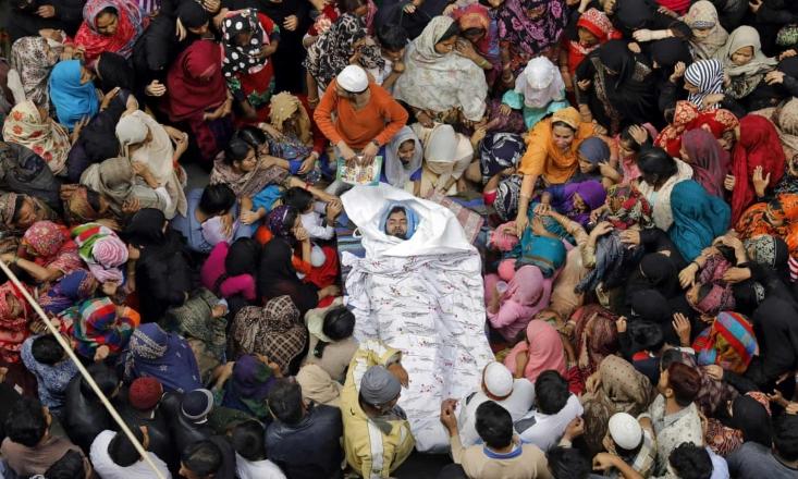 در پی کشتار وحشیانه مسلمانان در هند، جمعی از اساتید دانشگاهی در بیانیهای خواستار ورود جدی وزارت خارجه کشورمان به موضوع و دفاع از مسلمانان مظلوم شدند.