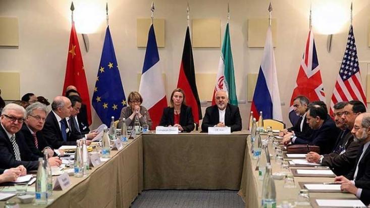 در حالی که بیست و دو ماه از خروج آمریکا از برجام میگذرد کشور های اروپایی به جای مقابله با تحریمهای این کشور و اجرای تعهدات برجامی خود در کمال گستاخی از ایران می خواهند تا همچنان به برجام پایبند باشد.