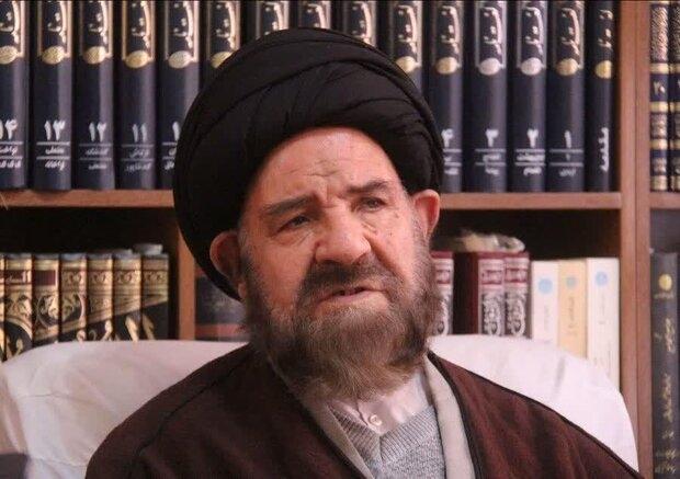 نماینده مردم تهران در مجلس خبرگان رهبری سحرگاه دوشنبه، دار فانی را وداع گفت.