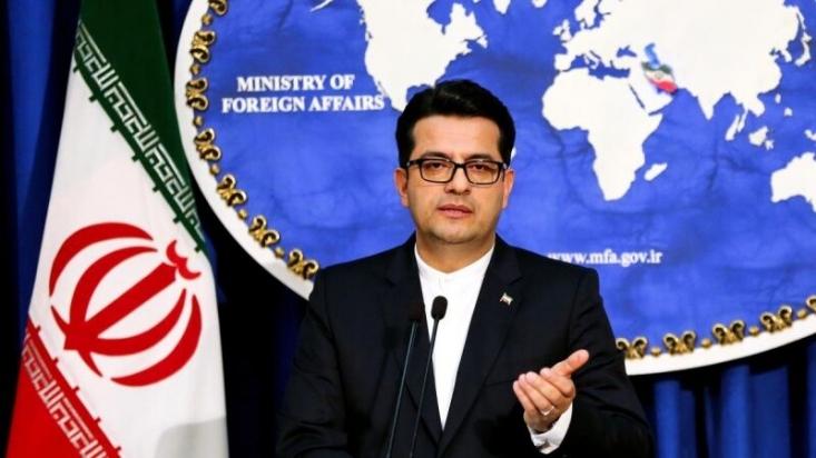 سخنگوی وزارت امور خارجه گفت: اظهارات وزیر و سخنگوی وزارت خارجه ایالات متحده درباره مقابله ایران با کرونا، نمایانگر ماهیت نفرتپراکن رژیم آمریکا است.
