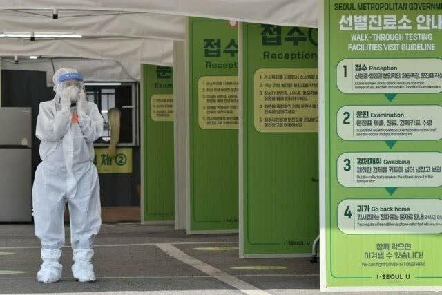 موارد ابتلا به ویروس کرونا در کره جنوبی کمتر از ۵۰ نفر شد
