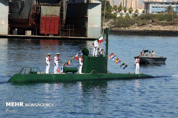 فرمانده کارخانجات نیروی دریایی ارتش گفت: نقطه قوت زیردریایی کلاس غدیر ابعاد کوچک آن است که قابل کشف و رهگیری نیست.