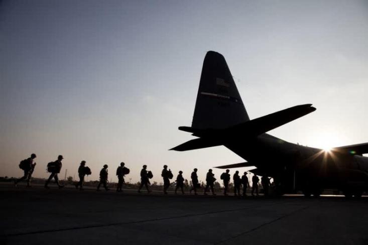 وزارت دفاع روسیه اعلام کرد سیستمهای راداری این کشور، پرواز یک هواپیمای شناسایی ارتش آمریکا بر فراز پایگاه نظامی حمیمیم در سوریه را کشف کردهاند. پایگاه حمیمیم در لاذقیه از مجهزترین پایگاه روسیه در سوریه است که سامانه دفاع هوایی «اس-۴۰۰» نیز در آن مستقر است.