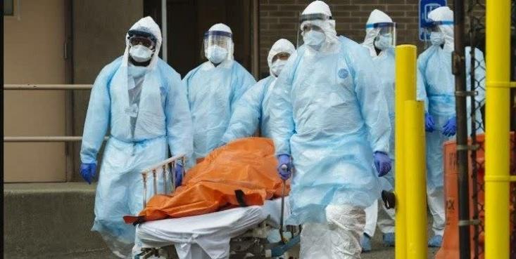 رسانههای خارجی از افزایش شمار فوتیهای ناشی از ویروس کرونا در آمریکا به ۴۲ هزار نفر خبر دادند.