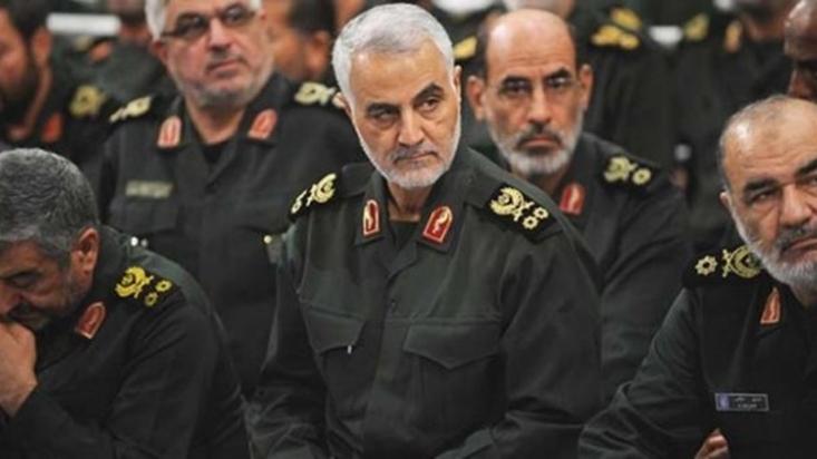شهید سلیمانی در این نامه گفته است: دوستان فلسطین دوستان ما هستند و دشمنان آن دشمنان ما هستند و این سیاست که همان سیاست قبلی ما است ادامه خواهد یافت.